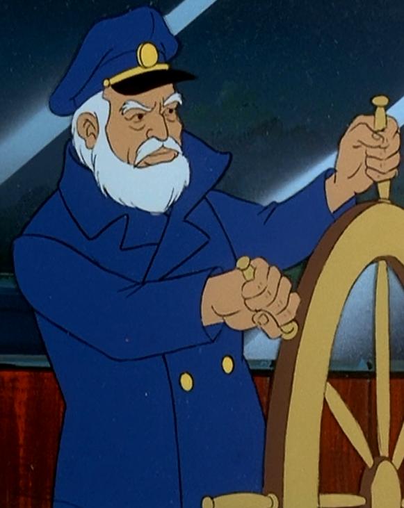 Captain Moody