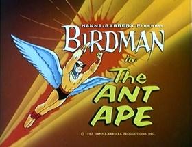The Ant Ape