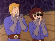 Alan and Alexander Clapping