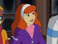 Daphne Blake at Christmas