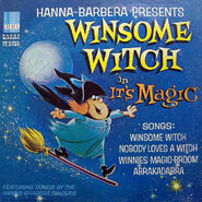 Winsome Witch Its Magic