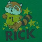 Rick Raccoon