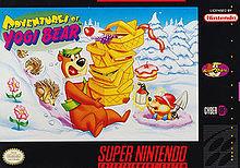 Yogi Bear (1994 video game)