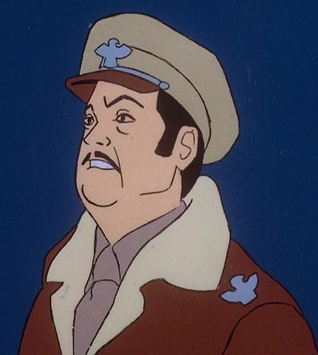Colonel Henson