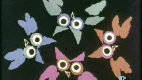 "Cattanooga Cats - ""Hoot Hoot Owl"""