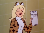 Melody with Top Secret Plans