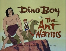 The Ant Warriors