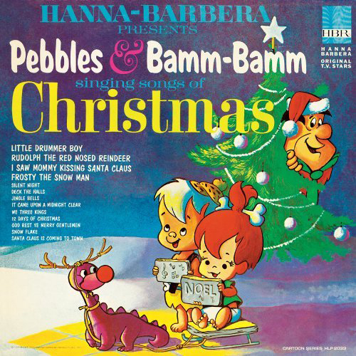 Hanna-Barbera Presents Pebbles & Bamm-Bamm Singing Songs of Christmas