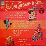 Golden Cartoons In Song Vol 1