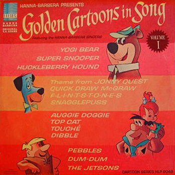Golden Cartoons In Song Vol. 1