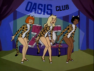 The Pussycats Done With There Performance