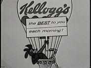 Huckleberry Hound Kellogg's Air Balloon