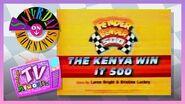 1991 - ASN - Wake, Rattle & Roll - Fender Bender 500 - The Kenya Win It 500-0