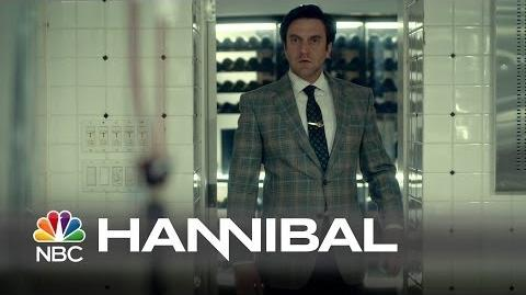 Hannibal - A Surprise in the Guest Room (Episode Highlight)