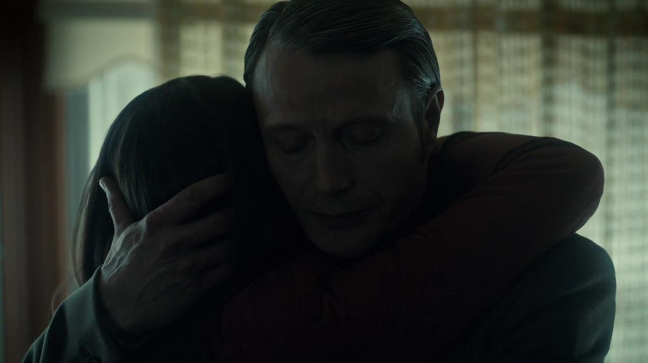 Hannibal and Abigail