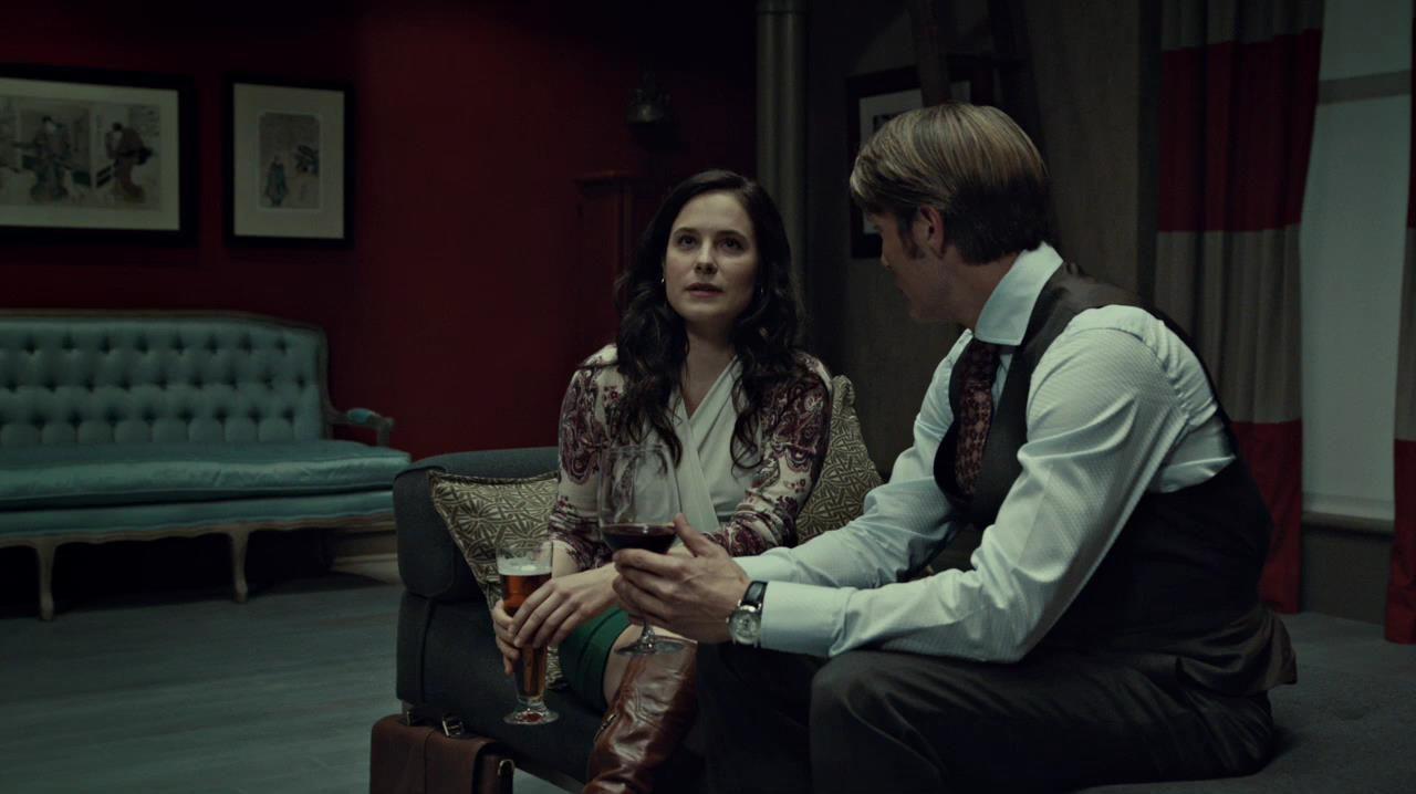 Hannibal and Alana