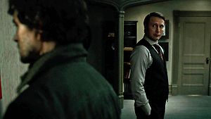 Hannibal and Will / Gallery
