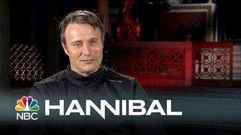 Hannibal - Mads Mikkelsen Loves the Slow Build (Interview)