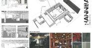 Hannibal office floor plan