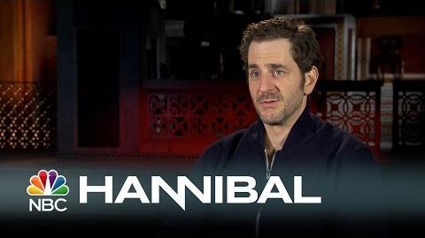 Hannibal - Aaron Abrams Season 3 Is Riveting (Interview)