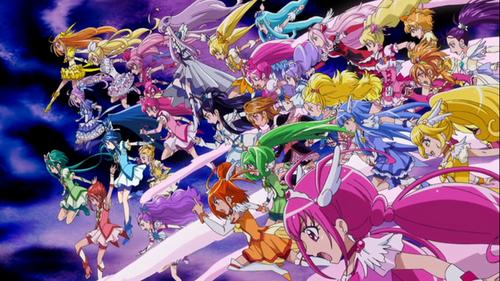 Happiness Pretty Cure Fan Fiction Wiki