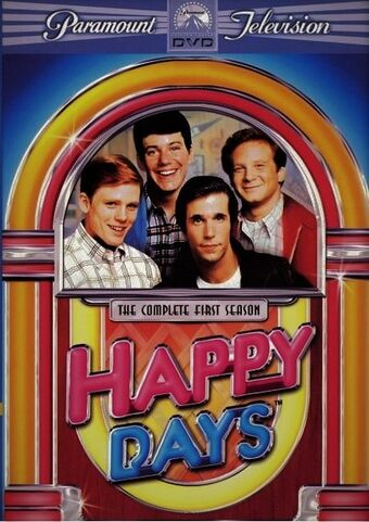 Season 1 Happy Days Happy Days Wiki Fandom She is an actress and writer, known for soap (1977), throb (1986) and the love boat (1977). season 1 happy days happy days wiki