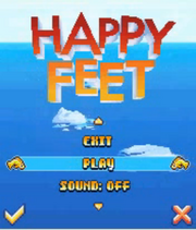 Happy Feet Mobile Game Menu.png