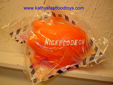 Nickelodeon Squirt Blimp (McDonald's, 1992)