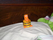 McDino Big Mac-A-Saurus Rex