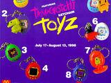 Tamagotchi Toyz (McDonald's, 1998)