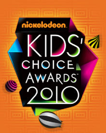 Nickeloden 2010 Kids Choice Awards