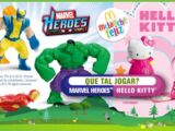 Marvel Heroes (McDonald's Brazil, 2011)