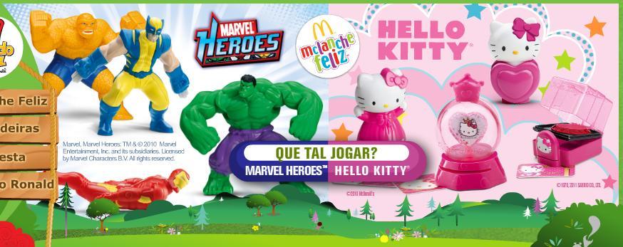 Hello Kitty (McDonald's South America, 2011)
