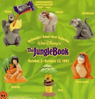 The Jungle Book (McDonald's, 1997)