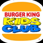 Burger King Kids Club 1994