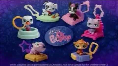 Littlest Pet Shop (McDonald's, 2008)
