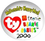 Teeny Beanie Babies 2000 (McDonald's, 2000)