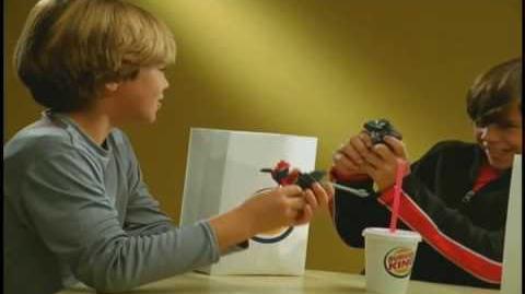 Polly Pocket (Burger King, 2009)