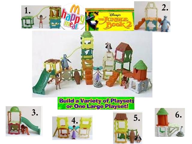 The Jungle Book 2 (McDonald's, 2003)