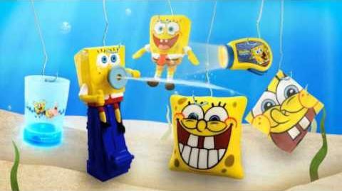 SpongeBob SquarePants (McDonald's Germany, 2011)