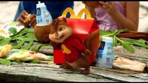 Alvin and the Chipmunks: Chipwrecked (McDonald's, 2011)