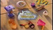 McDonald's - Hercules Happy Meal Commercial (1998)
