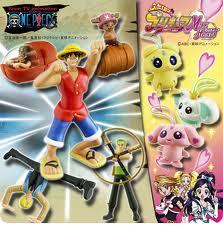 Pretty Cure Max Heart (McDonald's Japan, 2006)