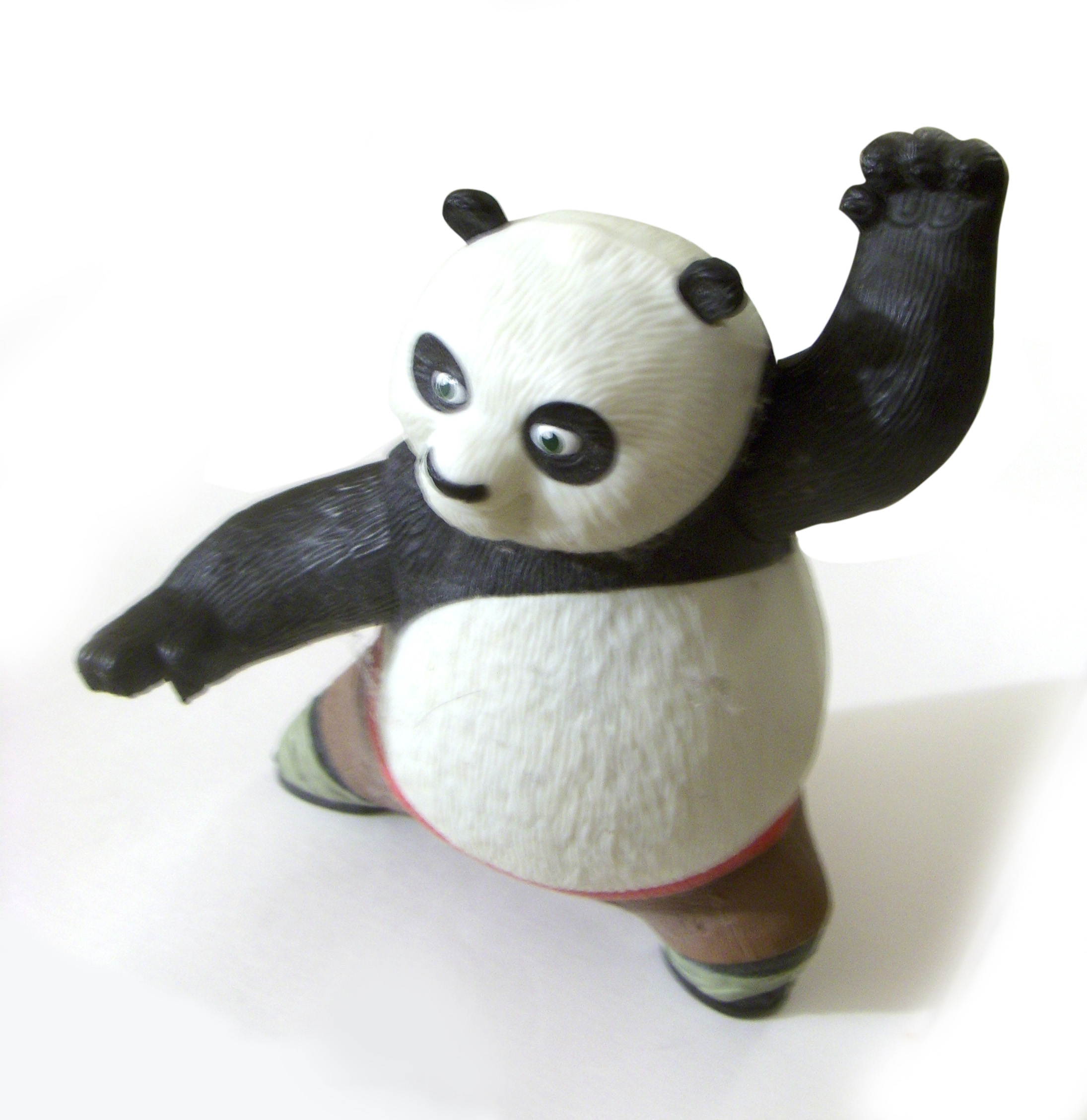 Kung Fu Panda (McDonald's, 2008)