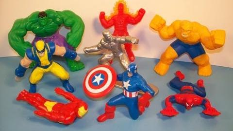 2010_MARVEL_HEROES_SET_OF_8_McDONALD'S_HAPPY_MEAL_TOY'S_VIDEO_REVIEW