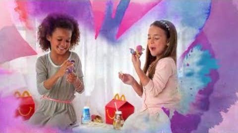 My Little Pony Rainbow Power (McDonald's, 2014)