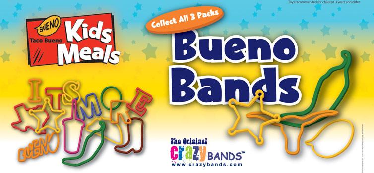 The Original Crazy Bands (Taco Bueno, 2011)