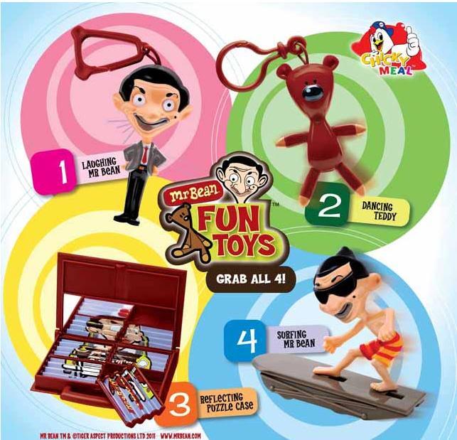 Mr. Bean (KFC Indonesia, 2014)
