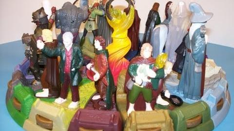 2001_BURGER_KING_THE_LORD_OF_THE_RINGS_FELLOWSHIP_OF_THE_RING_SET_OF_19_KIDS_MEAL_MOVIE_TOYS_REVIEW
