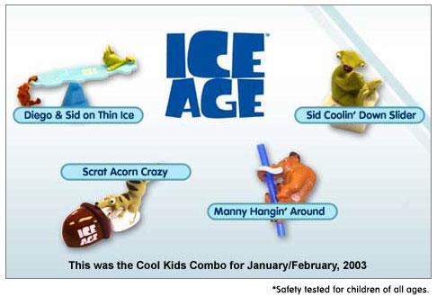 Ice Age (Carls Jr./Hardee's, 2003)